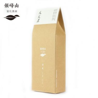 特价![领峰山]湖南安化黑茶 200克初见天尖贡品 特级茶叶