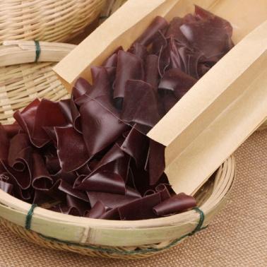 【博野有机】 紫薯粉皮 230g 粗粮食品 可火锅 炖汤 烧菜